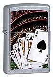 Feuerzeug Zippo Karten Poker