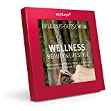 mydays Erlebnis-Gutschein Wellness, Beauty & Lifestyle, 1 bis 2 Personen, 70 Erlebnisse, 520 Orte, Wellness Geschenk