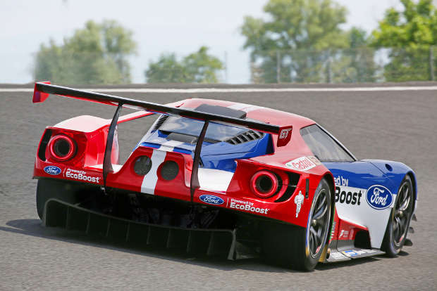 Ford GT FIA World Endurance Championship 2016