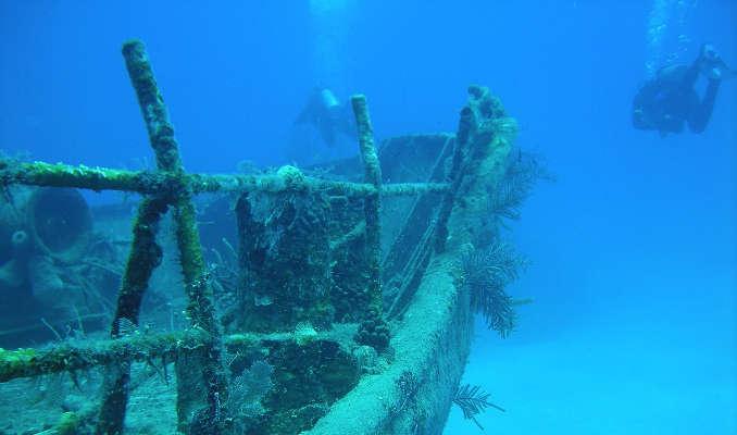Bahamas Taucherparadies Andros