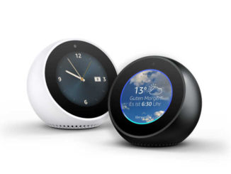 129,99 Euro: Amazon Echo Spot endlich in Deutschland