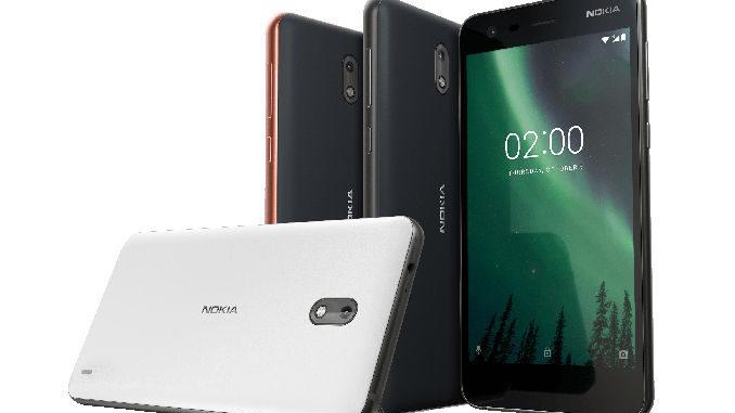 Neues Einsteiger-Smartphone Nokia 2 2018