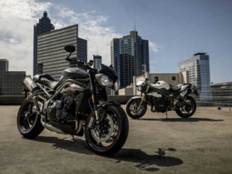 Triumph Speed Triple 2018