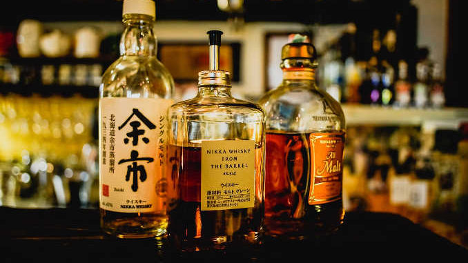 japanischer Whiskey: Nikka from the Barrel