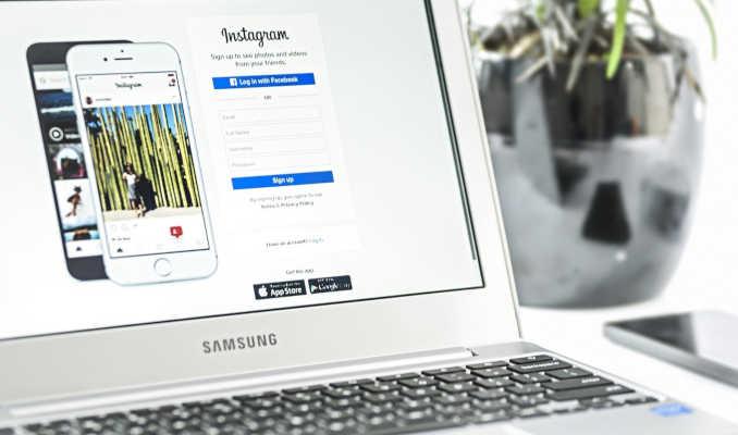 Instagram Desktop-App
